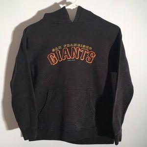 San Francisco Giants Hoodie sz M